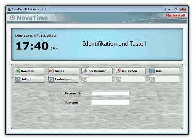 NovaLite Bildschirmterminal