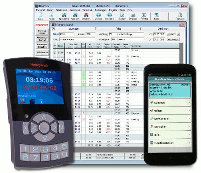 NovaTime Version 4.3.01