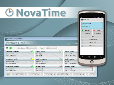 NovaTime Version 4.4.01