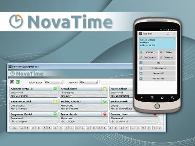 NovaTime Version 4.4.01