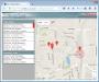 NovaLite Terminal App mit Geo-Positionen