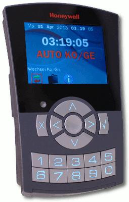 Zeiterfassungsterminal TRS Tema-Voyager