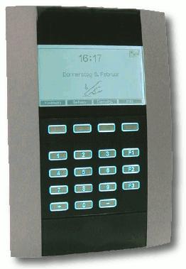 Zeiterfassungsterminal TRS 33xx